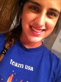 support team USA!